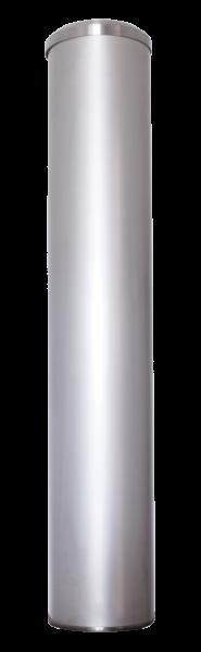 gro/ßes Fassungsverm/ögen B/üro 70 x 7,5 cm Becherspender zur Wandmontage Kunststoff und Pappbecher transparent Hotel Halter f/ür Zuhause